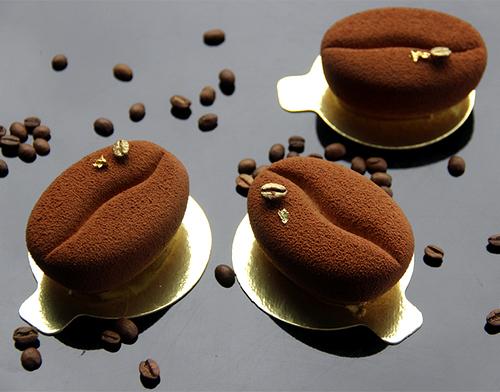 кофейное пирожное