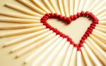 сердечки, символы фэн-шуй