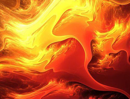 огненное наказание в ба-цзы